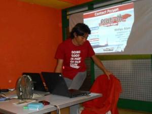 si darul prepare to presentation