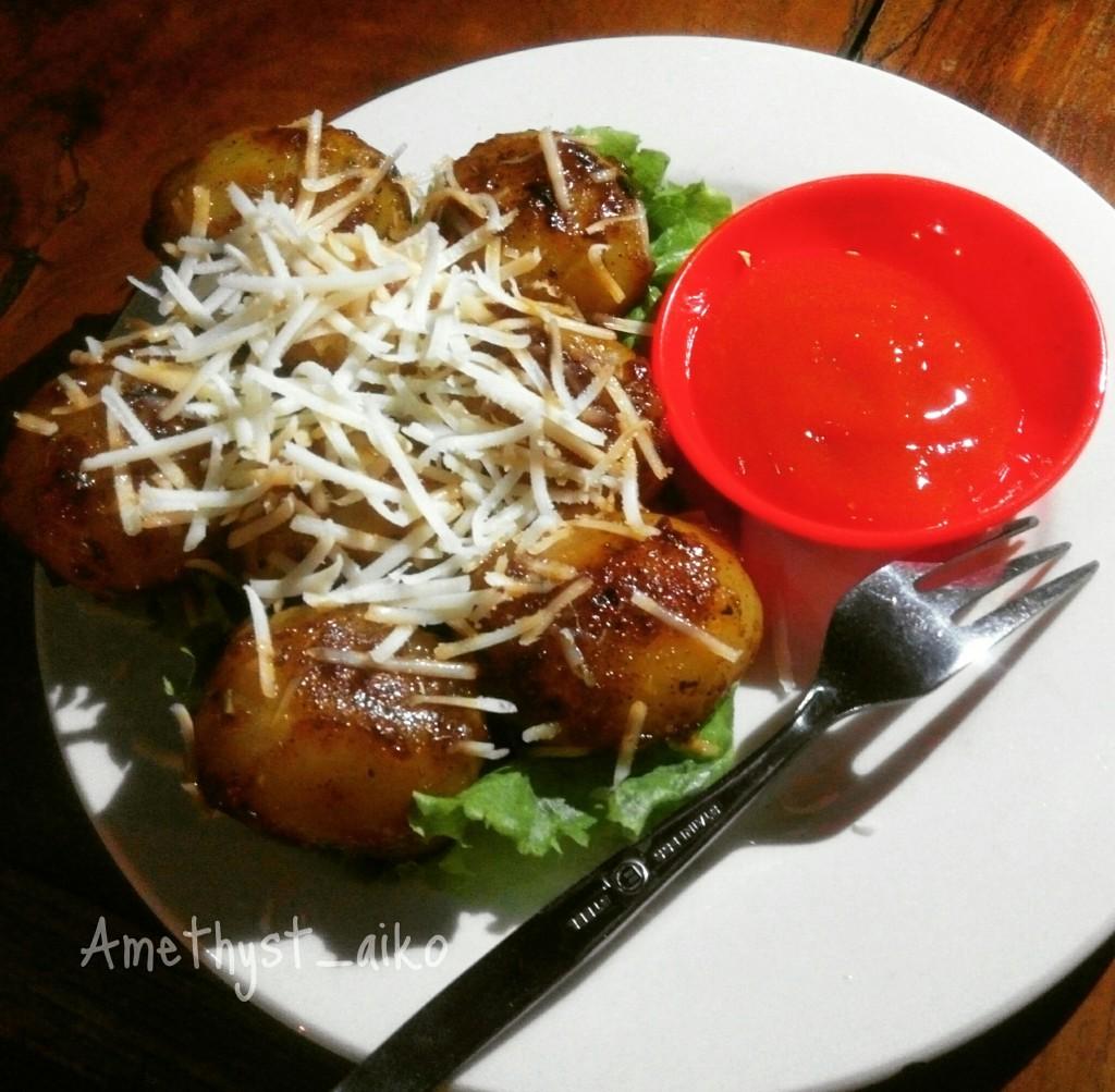 Potato Bolognese